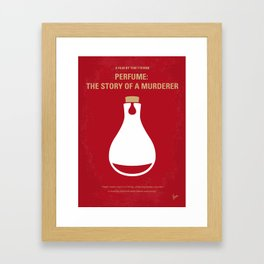 No194 My Perfume The Story of a Murderer Framed Art Print