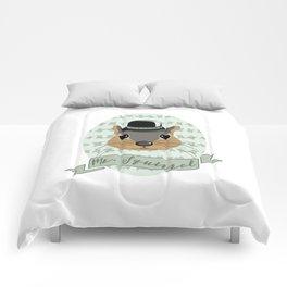 Mr. Squirrel Comforters