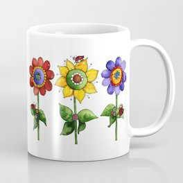 The Three Amigos II Coffee Mug
