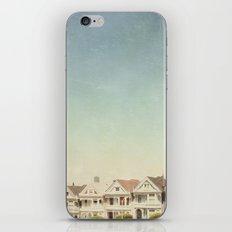 San Francisco Ladies iPhone & iPod Skin
