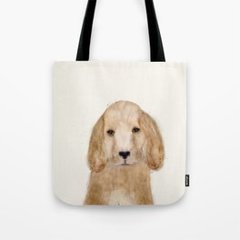 little spaniel Tote Bag