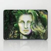 ruben ireland iPad Cases featuring Ireland by Holly Carton