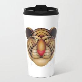 compasses tiger Travel Mug