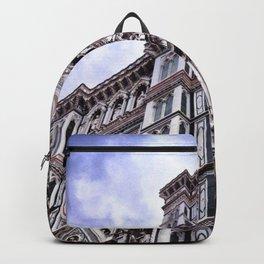 The Cattedrale di Santa Maria del Fiore Backpack