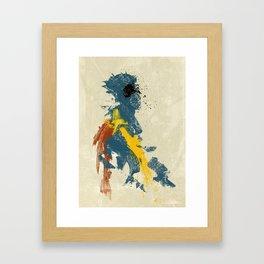 Untitled_02 Framed Art Print