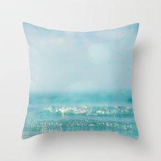 ocean 2257 Throw Pillow