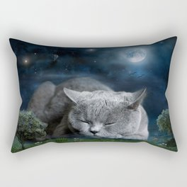 Sweet Dreams with Diesel Rectangular Pillow