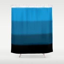 Blueish Shower Curtain
