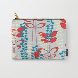 The Wildflowers Carry-All Pouch