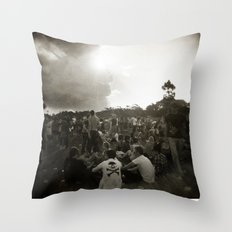 { festival } Throw Pillow