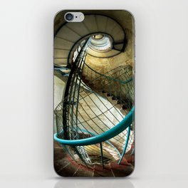 Inside the old lighthouse iPhone Skin