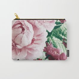 Peony Passion 2 Carry-All Pouch