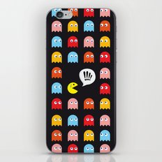 Pac-Man Trapped iPhone & iPod Skin