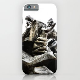 Reaching for Sanity iPhone Case