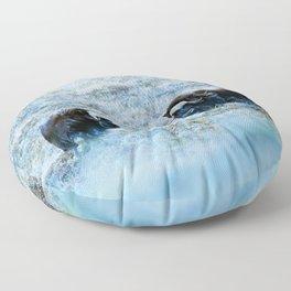 The North | Musk Oxen Floor Pillow