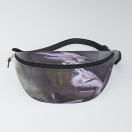 Forest Dragon Fanny Pack