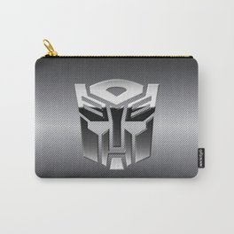 Autobot Steel Chrome Carry-All Pouch