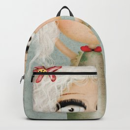 I get a feeling that I never had before Backpack