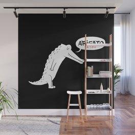 Domo Alligator Wall Mural