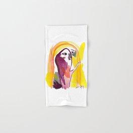 Rainbow Man Hand & Bath Towel