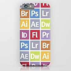 Adobe Icons iPhone 6s Slim Case