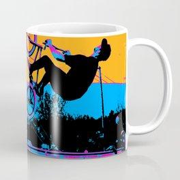BMX Back-Flip Coffee Mug
