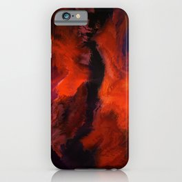 Go to Hell iPhone Case
