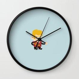 The Halfling Imp Wall Clock