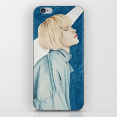 Blue Jeans iPhone & iPod Skin