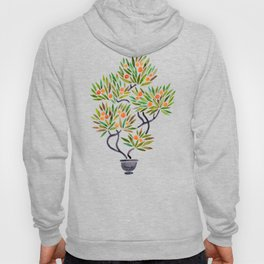 Bonsai Tree – Orange Fruit Hoody
