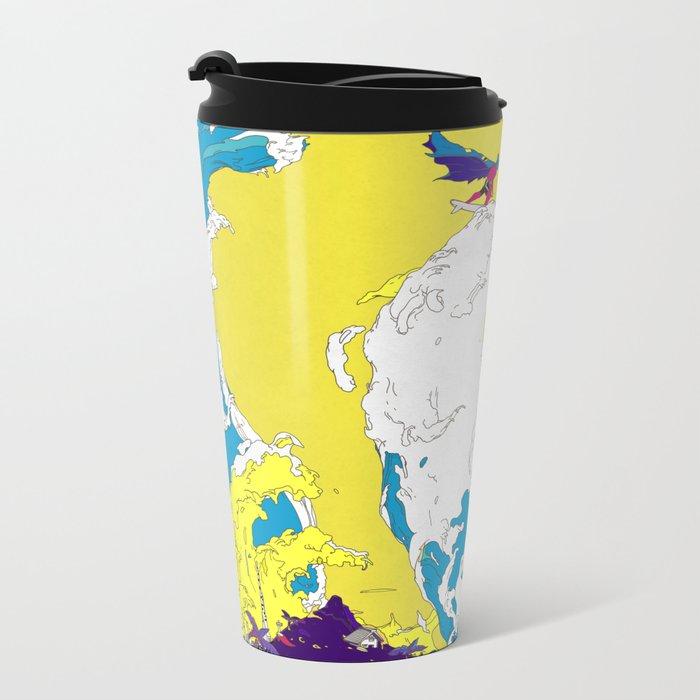 FUN FUN FUN Metal Travel Mug