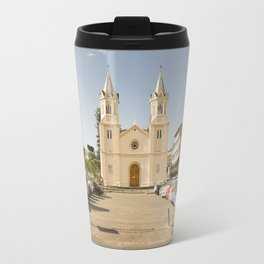 Quito's Church Travel Mug