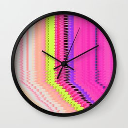 Fun Mode Wall Clock