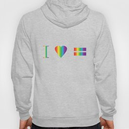 I heart Equality Hoody