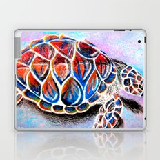 fire shell. Laptop & iPad Skin