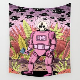 The Dead Spaceman Wall Tapestry