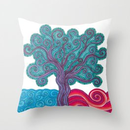 weSEE Throw Pillow