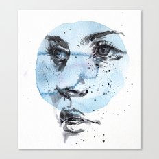small piece 27 Canvas Print