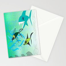 Fish Tale Stationery Cards