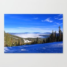 Opening Day Canvas Print