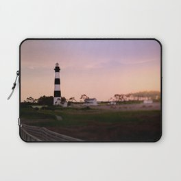 Sunrise at Bodie Lighthouse x Outer Banks Laptop Sleeve