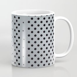 Aviation textures plating of aircraft and helicopter rivets Coffee Mug