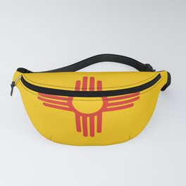 new mexico flag Fanny Pack
