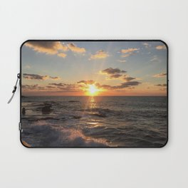 Mediterranean Sunset (Joppa) Laptop Sleeve
