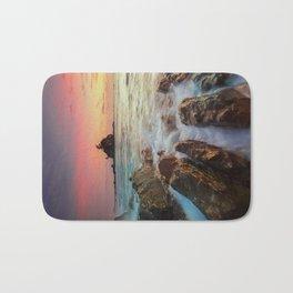 Sea Rock Bath Mat