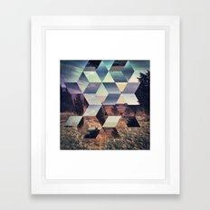 syylvya rrkk Framed Art Print