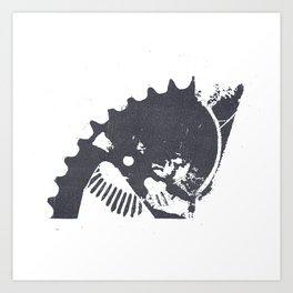 Industrial II Art Print