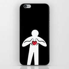 From Haring with Love iPhone & iPod Skin