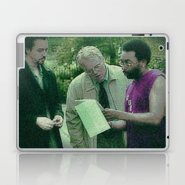 A Script For Ed & Philip By A Spike Laptop & iPad Skin