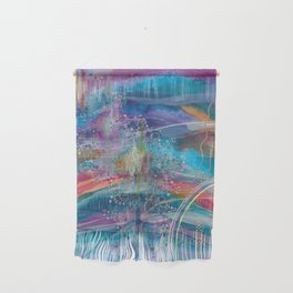 dreaming in color Wall Hanging